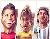 Caricaturas Cracks