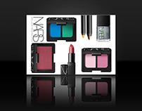 NARS Cosmetics / 2013