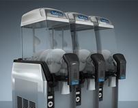 CORIOLIS - Slush Machine