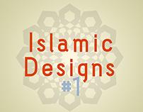 Islamic Designs #1