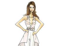 Fashion Design by Emily Brickel