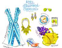 April's Illustrated Essentials