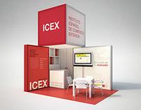 Velera Diseño - ICEX Stand