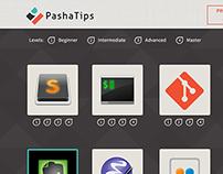 Web App - PashaTips