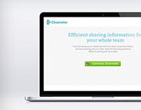 Channeler - Evernote Sponsor Prize Winner DevWeek 2014