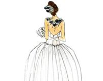 Sequin Bride