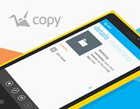 Copy Windows Phone App