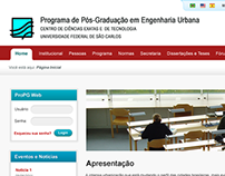 PPGEU - Graduate Program in Urban Engineering