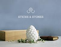 Sticks & Stones Branding