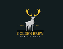 Golden Brew Corporate Identity