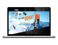Edge Website Redesign