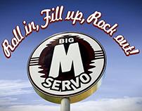 Big M Servo