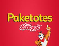 Paketotes Kellogg`s
