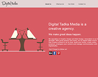 Digital Tadka Wesite