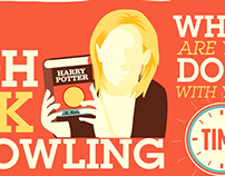 Oh JK Rowling - Kinetic Typography