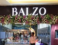 RE-BRANDING & RETAIL SPACE DESIGN | Balzo