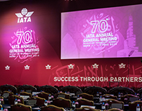 70th IATA Annual General Meeting, Doha