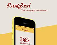Run4food App