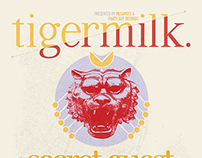 TIGERMILK., 1st Edition - 29 June 2013
