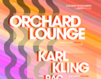 Orchard Lounge (Electrode) - 26 April 2014