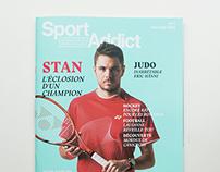 Sport Addict — N°1