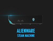 Final exam - Alienware Steam Machine promo