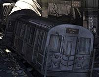 Subway Wreck