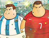 Fat Players | FIFA World Cup