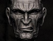 Evil Dr. Noe  Doodle