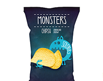 Monster Chips