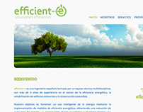 Efficient-e Website