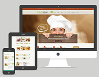 Bella Motel - Restaurant & Bakery WordPress Theme