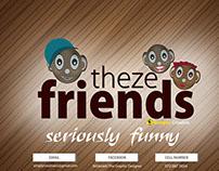 theze friends