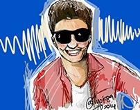 Bruno Mars : 2014