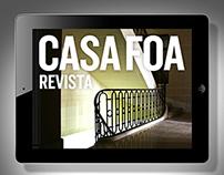 Casa Foa . iPad app