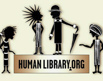Human Library Flyer