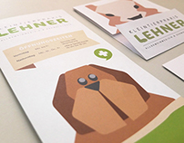 VeterinaryLehner | Corporate Identity | Illustration