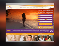 Radiance Medspa Website Design