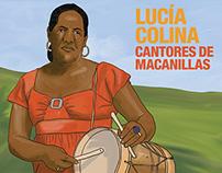 Lucía Colina. Cantores de Macanillas