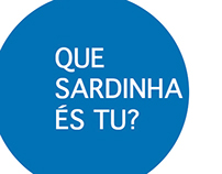 QUE SARDINHA ÉS TU? - 2014