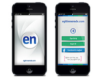 egitimnerede.com | Mobile User Interface Design