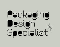 Packaging Design Specialist 0.2