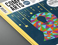 Computer Arts - New Talent Cover