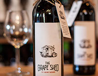The Grape Shed Winery - Silver Loerie
