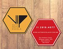 Auto Escola Vip | Branding