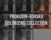 Prokudin Gorskii Colorizing Collection