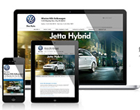 VW Responsive Web Design