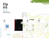 Architectural magazine ČiP [Čovjek i prostor]