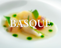 Basque, minimalist food