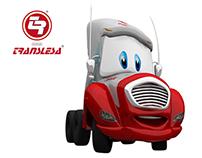 Mascota Translesa® 2D y 3D